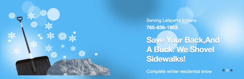crew cuts lawn care offers complete residential snow removal
