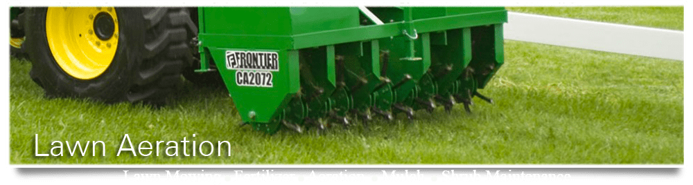 see what lawn aeration services can do for your lawn