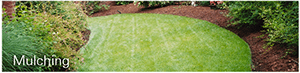 crew cuts lawn care offers mulching services to lafayette indiana